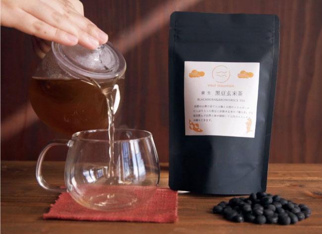 West Mountain養生黒豆玄米茶
