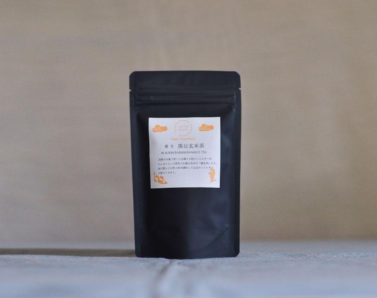 West Mountain養生黒豆玄米茶(プレーン)6パック入り